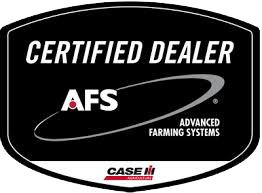 Certified Dealer AFS Advanced Farmin Systems Case IH